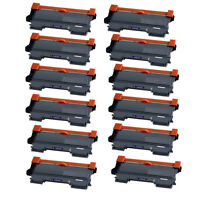 12PK TN-450 TONER For Brother HL-2240 HL2270DW MFC-7360N MFC-7460DN DCP7060D