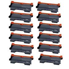 12PK TN-450 TONER For Brother HL-2240 HL2270DW MFC-7360N MFC-7460DN DCP7060D