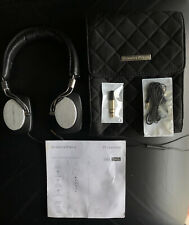 Bowers & Wilkins P5 Wired Headphones & Case - FLAWLESS CONDITION