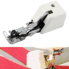 Side Cutter Presser Foot/Embroidery Darning Foot for Low-Shank Sewing Machine OE