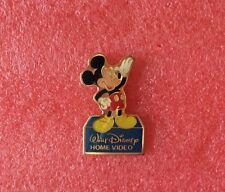 Pins Walt Disney Home Vidéo Film Personnage MICKEY MOUSE
