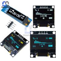 "0.91"" 0.96"" inch OLED LCD Display Module IIC I2C 3.3v 5v FOR AVR STM32 Arduino"