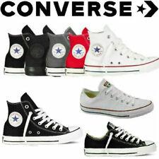 AU Converse All Star Mens Womens High Hi Tops Unisex Chuck Taylor Trainers Pumps