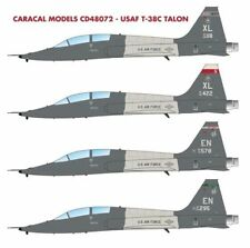 Caracal decals 1/48 T-38C Talon # 48072