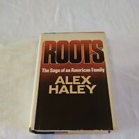 Roots by Alex Haley - Stated First Edition - 1976