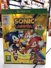 Sonic Mania Plus Ita XBox One NUOVO SIGILLATO