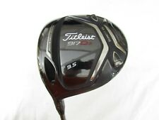 Used LH Titleist 917D2 9.5* Driver - Aldila Rogue Max 65 Stiff (S) flex Graphite