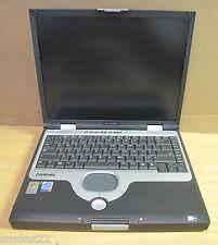 """Compaq Evo N1020v 15"""" Laptop,Pen4 2.4Ghz,256Mb Ram,No CD-Rom/HDD,No Adapter60207"""