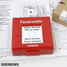 SIEMENS V24217-B1304-C201 HFM SIGMASYS TYP B FEUERWEHR FEUERSCHUTZABSCHLUSS