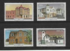 1981 SOUTH WEST AFRICA - Historical Buildings of Luderitz - Full Set - MNH.