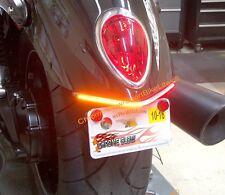 Triumph Rocket III Roadster Integrated LED Run/Brake/Turn Fender Eliminator - S