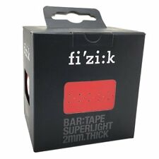 Fizik Superlight Glossy Handlebar Tape Thickness 2mm, Glossy Red