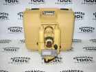Topcon DT-209L Optical Digital Theodolite w/ Laser and Carrying Case DT-200