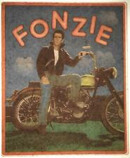 "HAPPY DAYS / FONZIE ""HENRY WINKLER"" 1970's VINTAGE ORIGINAL IRON-ON/TRANSFER!"