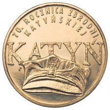 2 zl. 2010 70th anniversary of the Katyn crimes