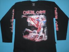 Cannibal Corpse - Tomb of the Mutilated T-shirt Long Sleeve size L