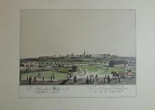 Carl Schütz Die Residenzstadt Wien von Josephstadt Kunstblatt Reproduktion print