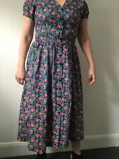 vintage laura ashley dress size 16