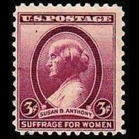 Scott # 784 Suffrage for Women Unused MNH OG