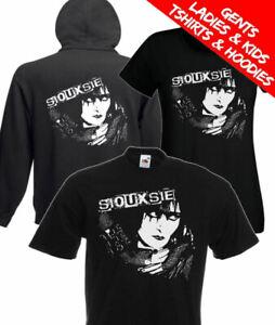 Siouxsie Sioux Siouxsie & The Banshees Punk Rock Music T Shirt / Hoodie