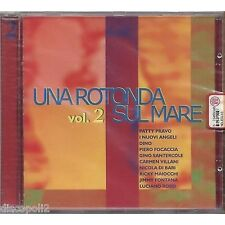 Una rotonda sul mare vol. 2 - I NUOVI ANGELI DINO FOCACCIA VILLANI - CD SEALED