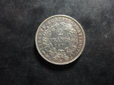 Cérès - 2 Francs argent - 1871 K - Petit K