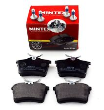 MINTEX REAR AXLE BRAKE PADS FOR CITROEN PEUGEOT MDB2978 (REAL IMAGE OF PART)