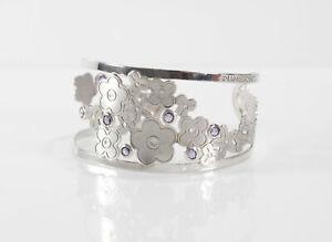Pianegonda Sterling Silver Cuff Bracelet