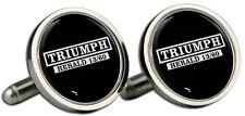 Triumph Herald 13/60  Logo Cufflinks and Gift Box