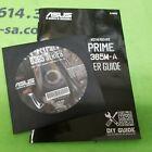 ASUS PRIME B365M-A Motherboard Manual & Driver CD