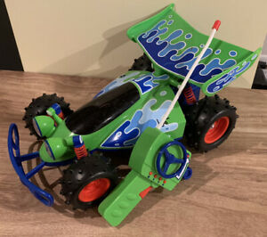 """Thinkway - Toy Story Signature Colleciton - 14"""" RC Remote Control Car - READ DES"""