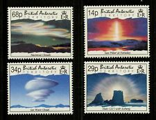 British Antarctic Territory   1992   Scott # 198-201   Mint Never Hinged Set