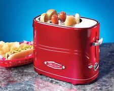 Retro Series Pop-Up Hot Dog Toaster In Retro Box