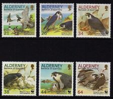 Alderney 2000  145-150   Valken WNF  WWF       postris/mnh