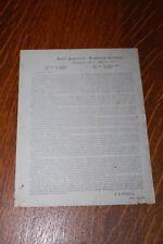 CIVIL WAR KEYSTONE BRIGADE FAREWELL ADDRESS BRIG GEN F. B. SPINOLA, MAY 28, 1863