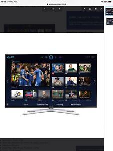 Samsung UE50H6400AK 50 Inch Smart 3D LED TV