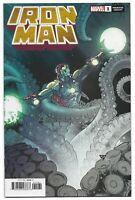 Iron Man #1 2020 Unread R.B. Silva Two Per Store Premiere Variant Marvel Comics