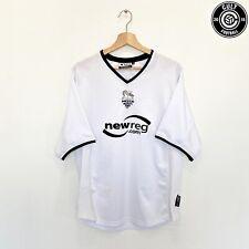 PRESTON NORTH END Vintage Voi Home Football Shirt 2002/03 (M) Healy Fuller Era