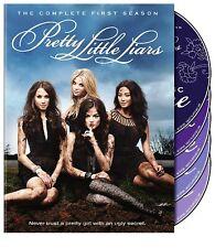 Pretty Little Liars Complete First Season Series 1 TV Show DVD Set NEW Drama