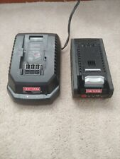 New Craftsman Die Hard 40 Volt 2Ah Lithium Battery & Charger Model#s 29081 29141