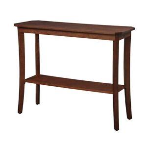 Convenience Concepts Designs2Go Baja Console Table, Mahogany - 7103099MG