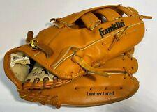 "Franklin Fieldmaster Leather Deer Touch Baseball Glove 4950-13"" RHT"
