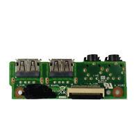 Original For Asus Laptop U56EA56EUSB Audio USB IO Board Interface Card