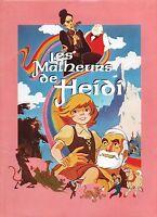 Cinéma. Dossier de Presse pour LES MALHEURS DE HEIDI. avec le disque