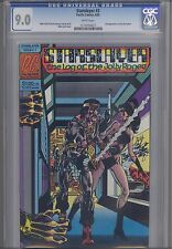 Starslayer #3 CGC 9.0 1982 Pacific Dave Stevens Rocketeer Comic: 2nd App.