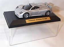 Pagani Zonda C12S in Silver 1-43 scale  new in case