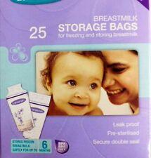 Breast Milk Storage Bags - Lansinoh (Pack of 25)