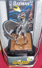Old '97 Batman Fine Pewter Figure Comic Book Champions Vintage Adult Series 1994