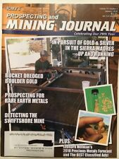 Prospecting & Mining Journal Magazine Jan 2010 Gold & Silver in Sierra Madres