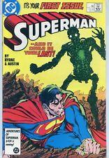 SUPERMAN # 1-104 AND ANNUALS LOT LOBO SUPERGIRL BATMAN DOOMSDAY DC